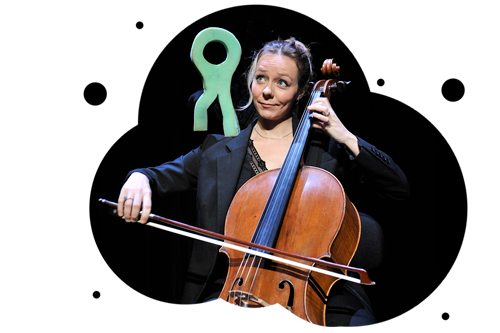 spectacle musical marionnette duo violoncelle accodéon